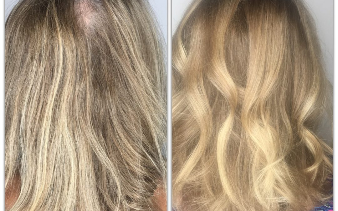 Salon Quality Hair Coloring Makes A Difference